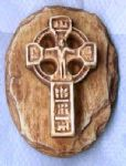 Celtic Cross Fridge Magnet.